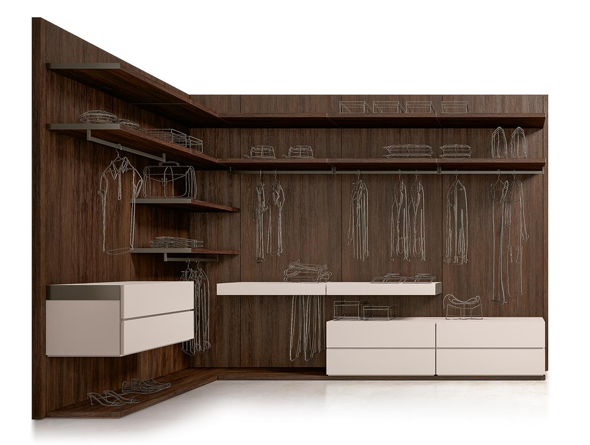 3 idee per progettare la cabina armadio con k obi