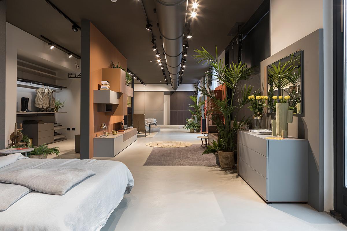 Il Design Store Santalucia Mobili al FuoriSalone