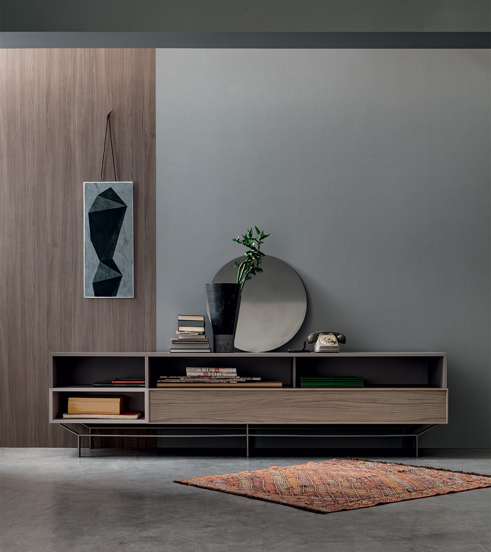 madia soggiorno moderno